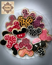 cookies fancy mickey mouse